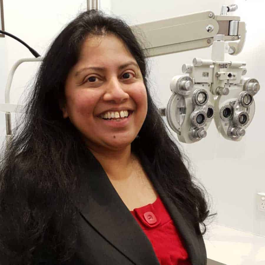 Sashini Fair, Optometrist, The Eye Collective