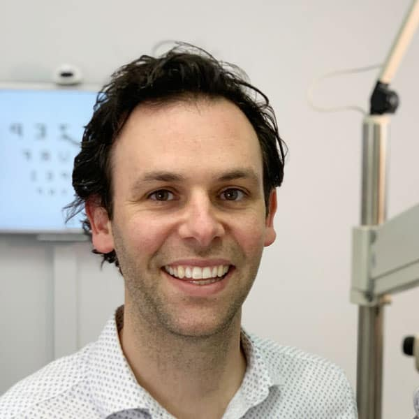 Adrian Vecchio - Optometrist at The Eye Collective Dandenong