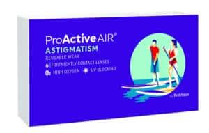 proactive air astigmatism 6 pack